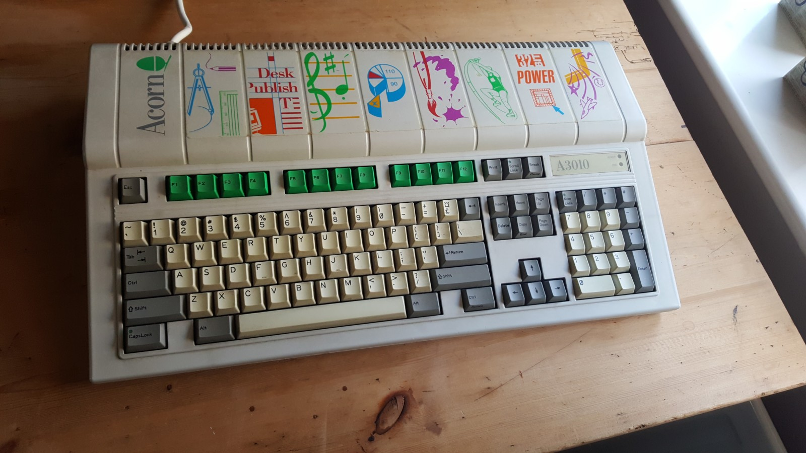 My Acorn Archimedes A3010