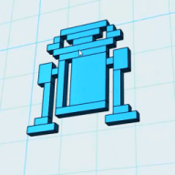 Video: Creating a 3D Printable Model from a 2D Bitmap Sprite